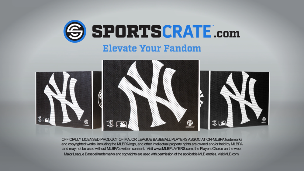 Sportscrate - Yankees