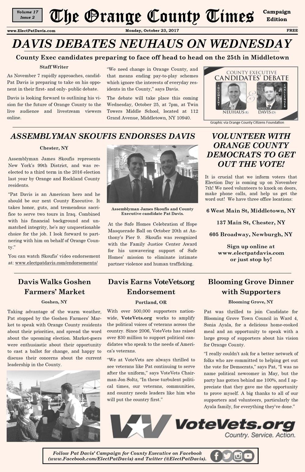 Davis Newsletter (23 October) vFINAL.jpg