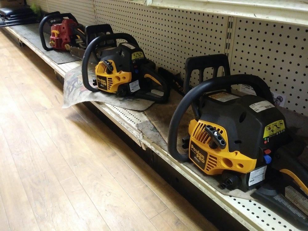 Poulan chainsaws.jpg
