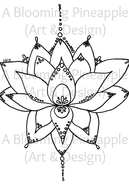 Lotus Flower\