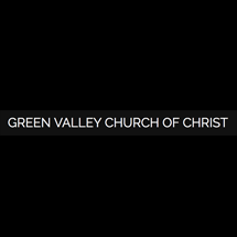 Green Valley Church of Christ - https://green-valley.org