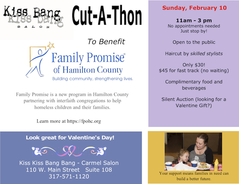Come out and support Family Promise of Hamilton County!