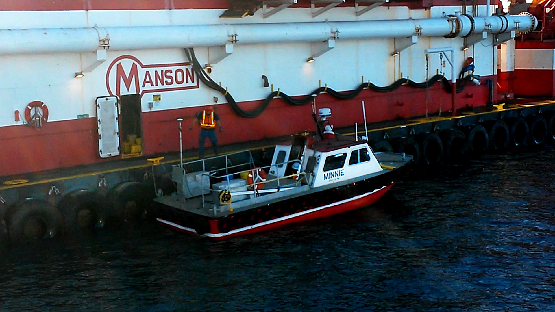 JURY VERDICT: Maritime Lawsuit - Injured while working on a