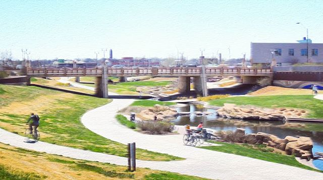 Join May 1st Public Meeting on LINCOLN BIKE PLAN ☀️discussing on-street bicycle facilities 430-630pm 🚲 at Jane Snyder Trails Center 🚦near Union Plaza at Antelope Valley  #LNK #lincolnnebraska #bikeway