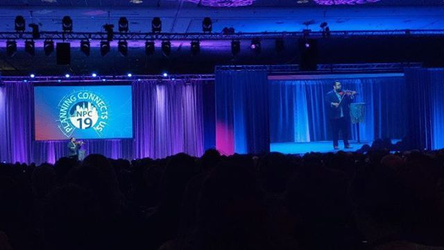 """National Planning Conference 2019 Day 1~ Amazing opening keynotes and many more (professional headshot, workshops, sessions etc)... """"Equity, Diversity and Inclusion"""" 😁 #npc19 #conference"""