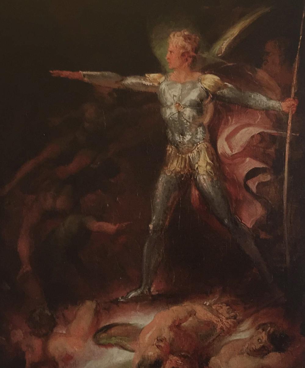 stothard-satan