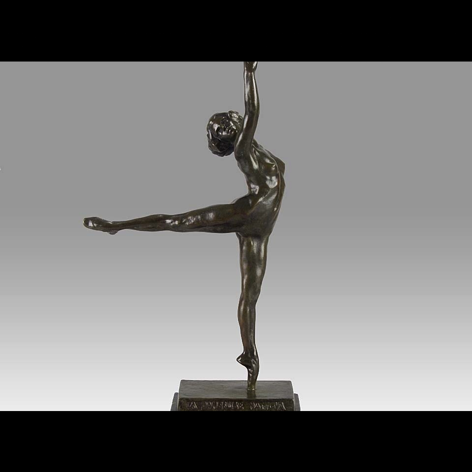 "Serge Youriévitch, ""The Dancer Nattova"""
