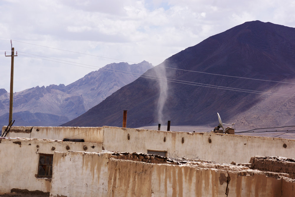 One of the more dystopian scenes during my time in Murghab.