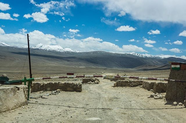 This is the final guard post before entering the road that leads to the Tajik side of the Wakhan. It's at Kargush, a military outpost populated by some pretty jaded soldiers who've obviously drawn the short straw, having been posted to one of Tajikistan's final frontiers.