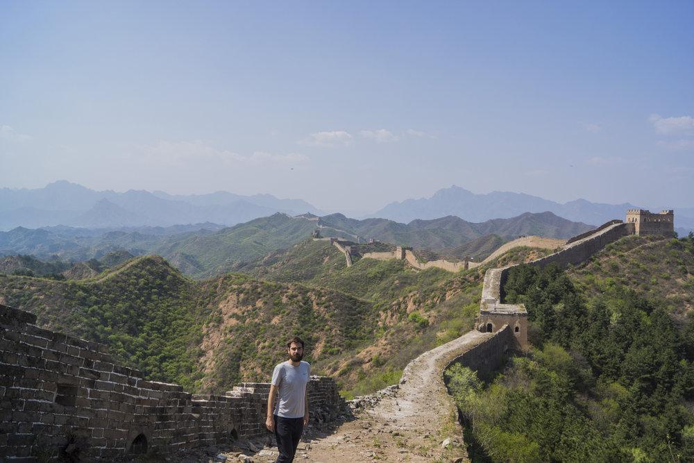 Jingshaling, China.
