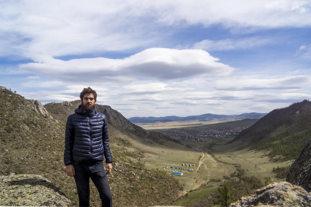 Tsetserleg, Mongolia.