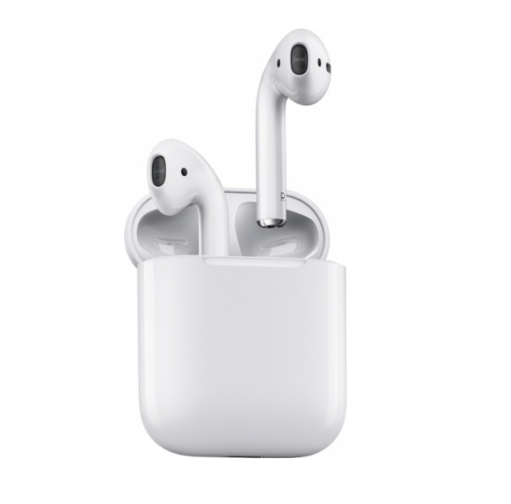 Learn More About AirPods - Go to Apple.com