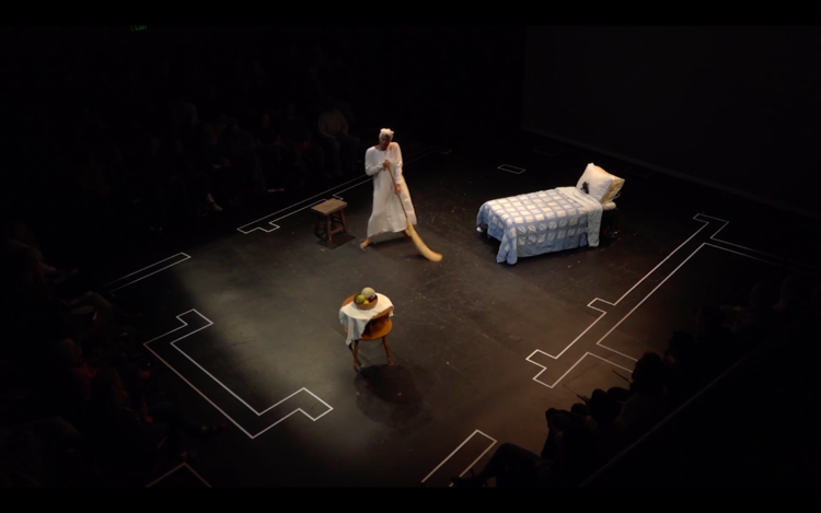 Slave Play - By Jeremy O. HarrisEmma directed the first developmental production of Jeremy O' Harris's new play Slave Play at Yale School of Drama as a part of the Langston Hughes Festival. in October 2017.