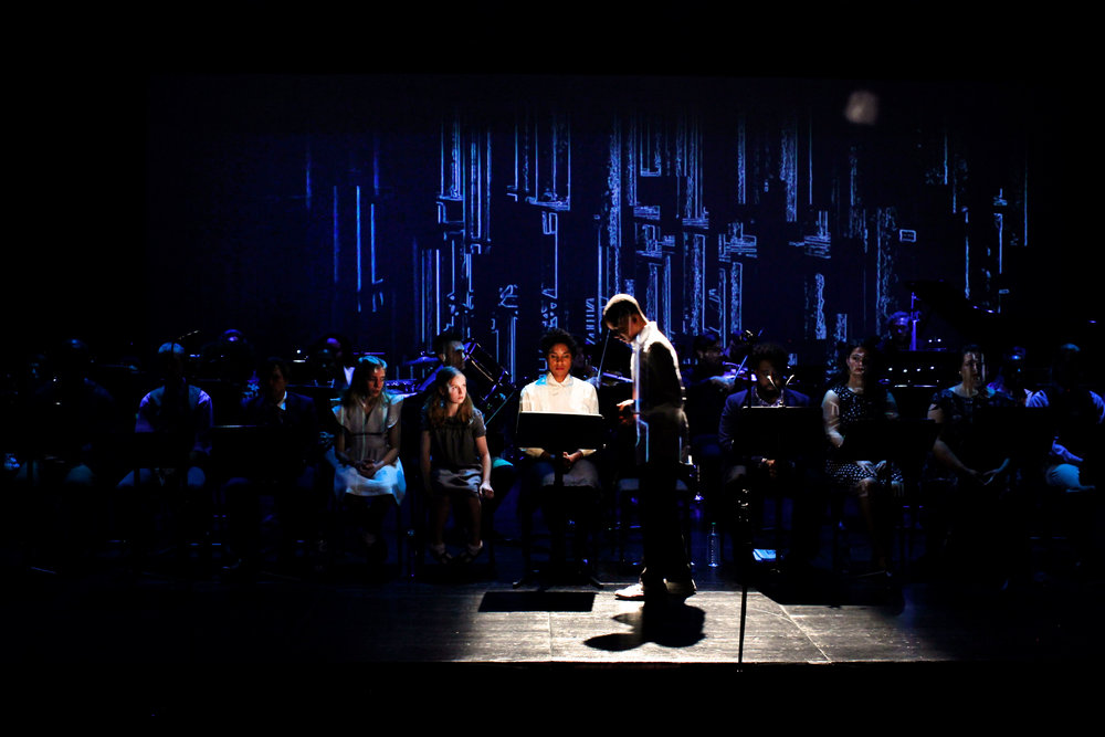Stinney: an American Execution - By Frances PollockEmma co-directed this developmental staging of Frances Pollock's new opera with Jeremy O. Harris for the Prototype Festival
