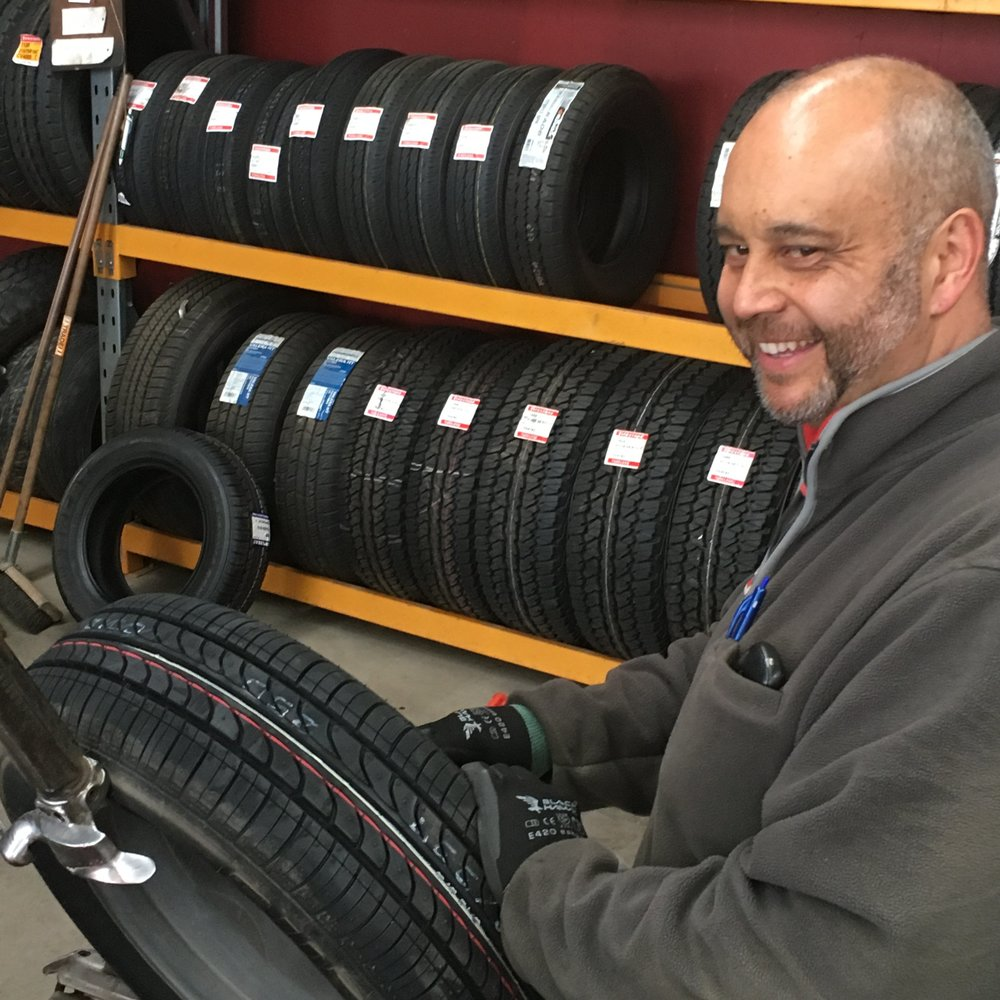 Johnny - Your Local Tyre Guy