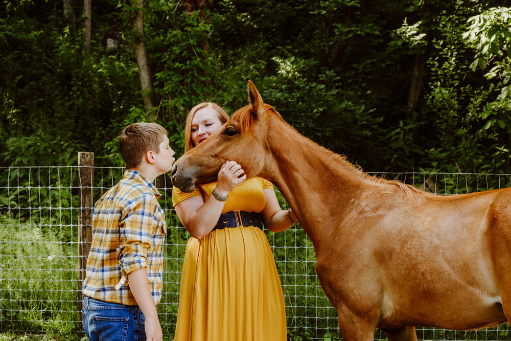 GDR Roccee Rose 2017 Red Dun Missouri Foxtrotter Filly   Jordan has worked with horses since she was 14 yrs old - from exercise riding and some training, guiding trail rides and working in veterinary medicine for five years. She enjoys any time spent with them - it's all a labor of love. Now it's a family affair!  Allow us to take care of your beloved partner.