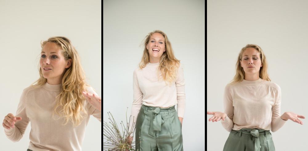 Anekdotes tonen vaak iemands eigenaardigheid - Interview met Susanne voor de Verhalenbar