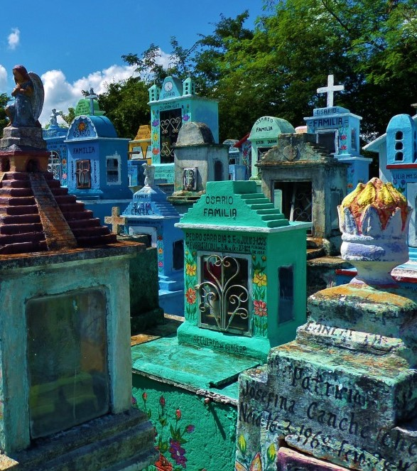 Allereerst: laat je eens inspireren door Mexico... (foto: Playa del Carmen)