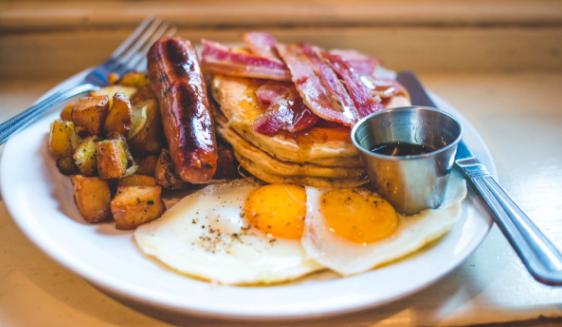 Breakfast - Aldo's CoffeeBruce & SonsCrazy Beans Erik's Breakfast & Lunch