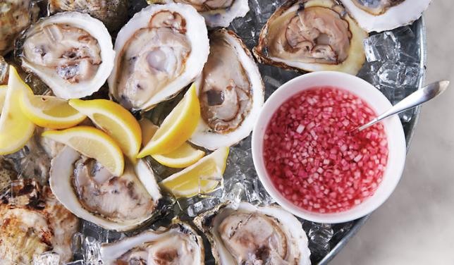 Lunch & Snacks - Lucharito's Deep Water Bar & GrillLittle Creek Dock Side Oyster Bar\North Fork Food Truck