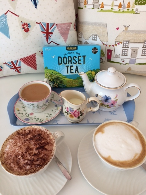 Dorset Tea & Welsh Coffee -