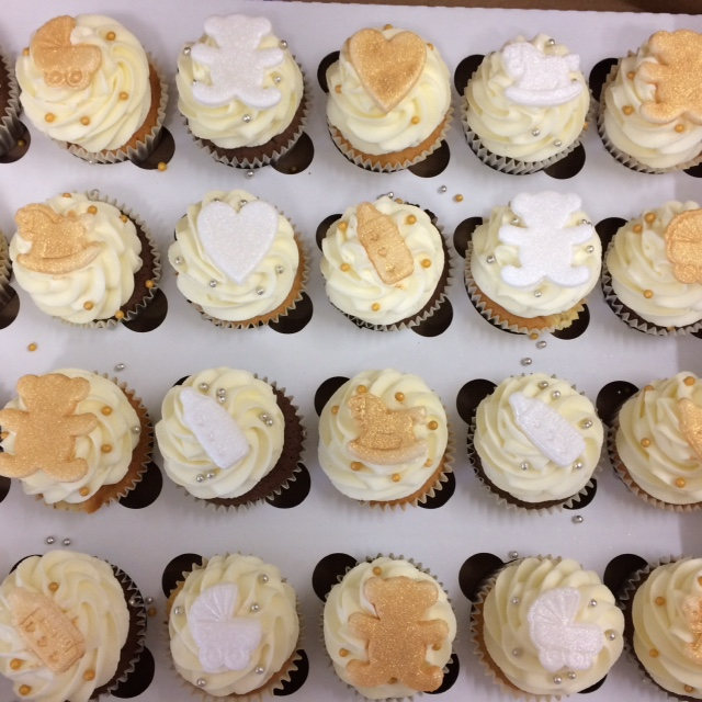 Gold n Silver Baby Shower Cupcakes.jpg