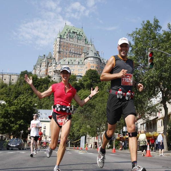 Marathon des deux rives