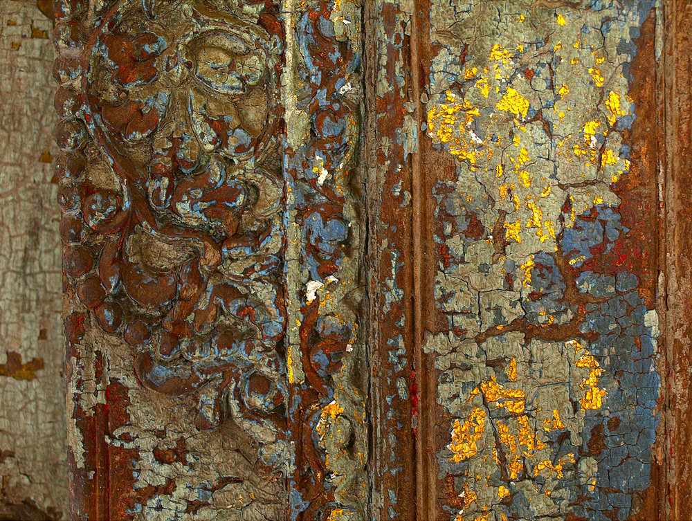 Weathered carved door (4) - South Africa.jpg