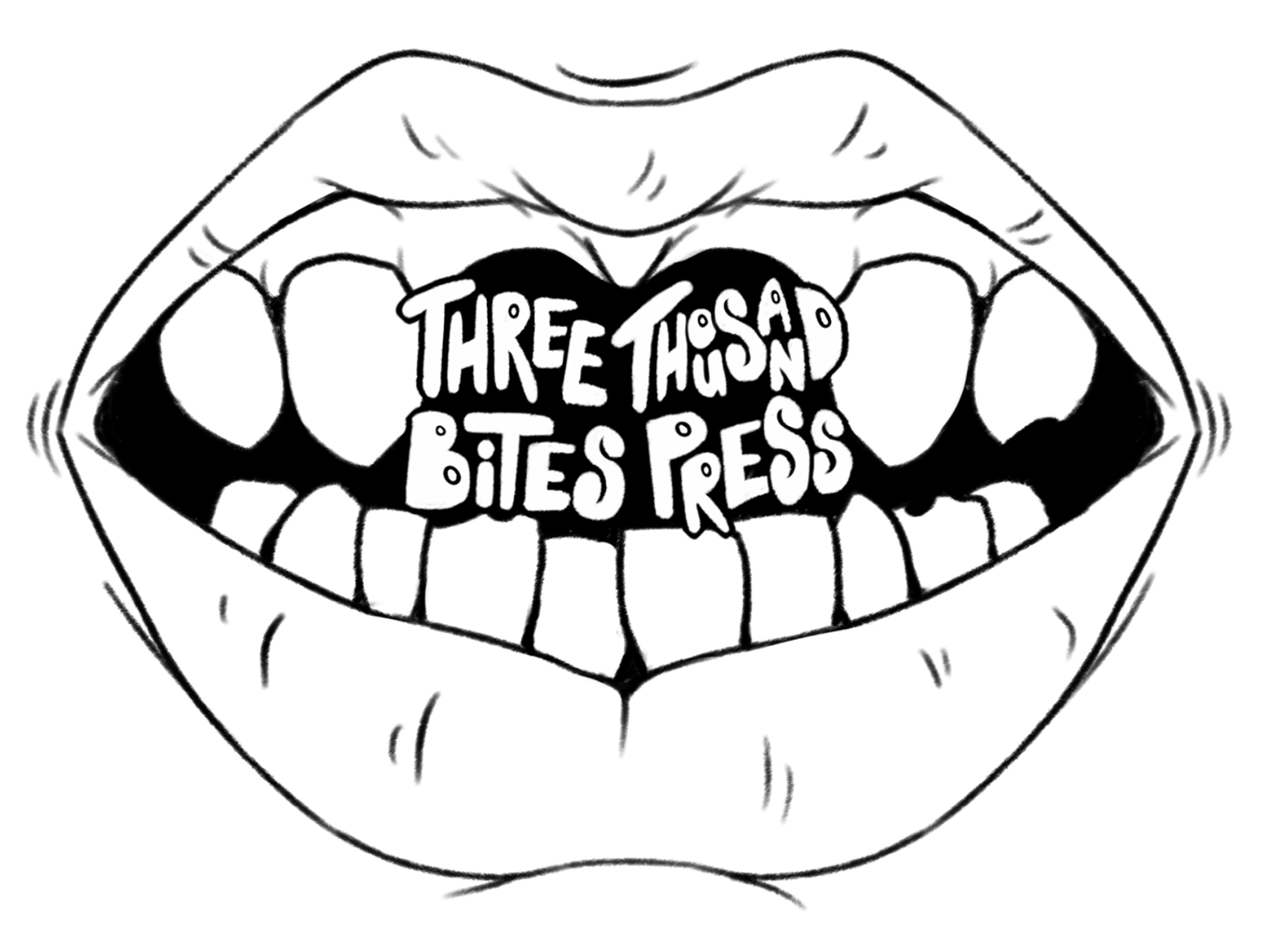 Three Thousand Bites Press
