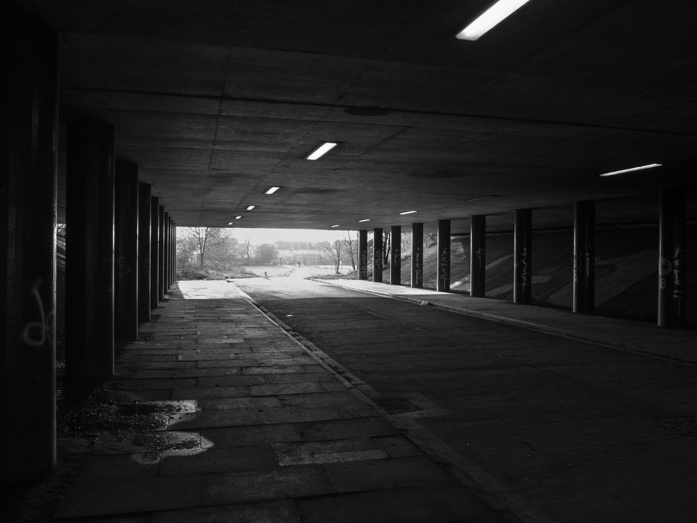 BENEATH THE NORTH CIRCULAR