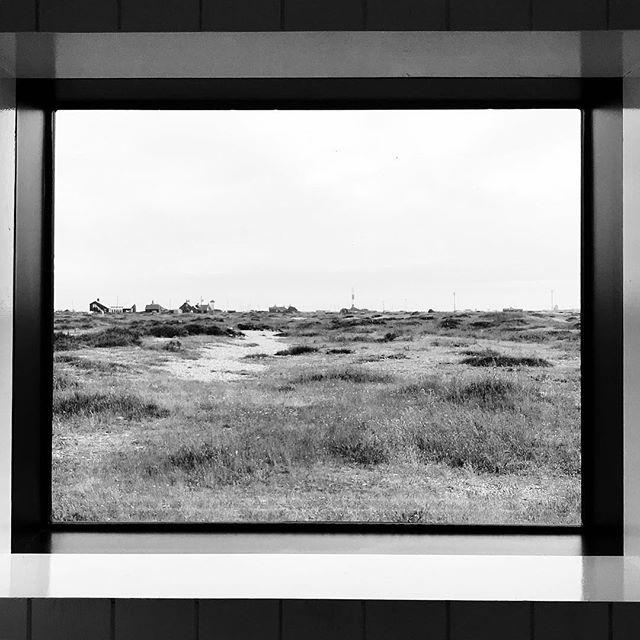 Beach. • • • #dungeness #shinglehouse #minibreak #themonochromelife #themonochromerambler #postapocalyptic #britishdesert #romneymarsh