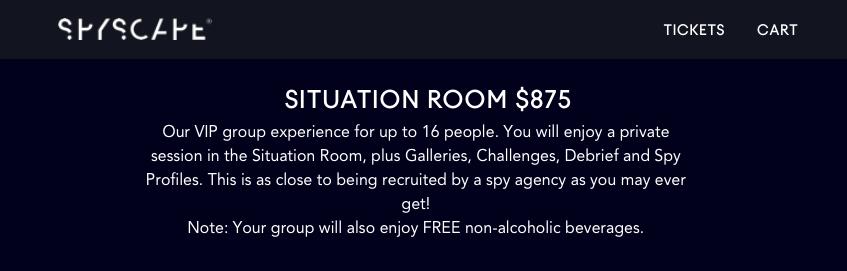 Deception Artist at Work - Spyscape NYC
