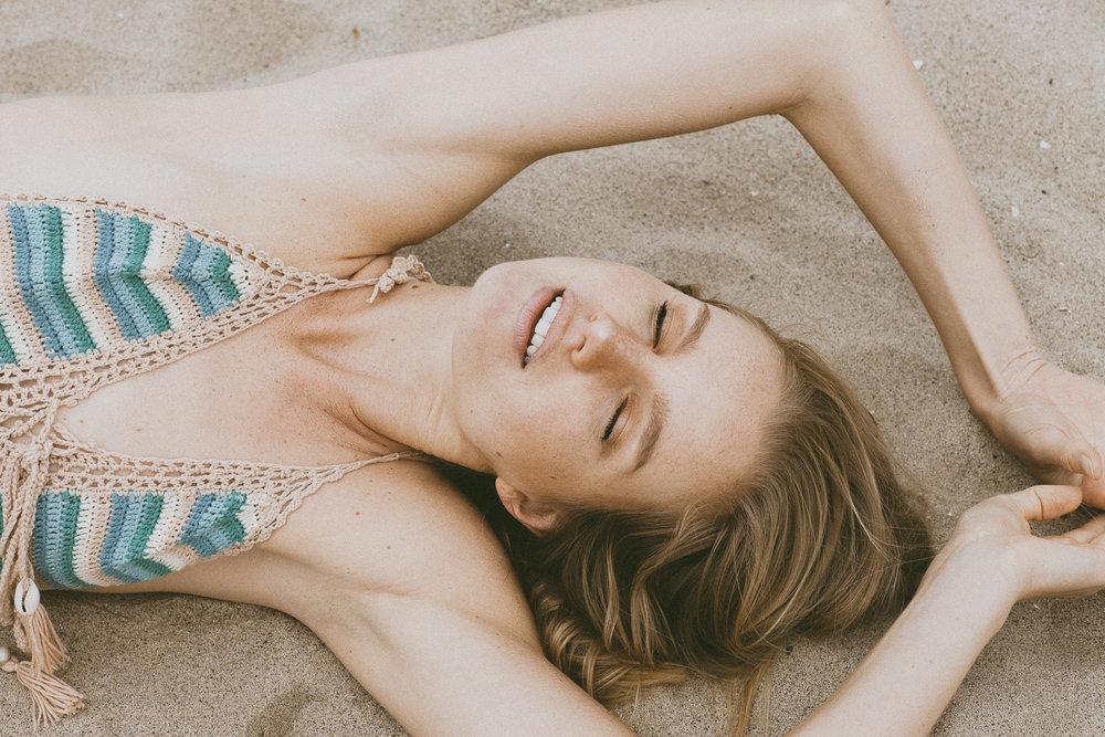 Swimwear; Models; Photoshoot; Freedom Models; Fashion; Photography; Lesley Castle; Sabina Berner; Lesley Castle Photography
