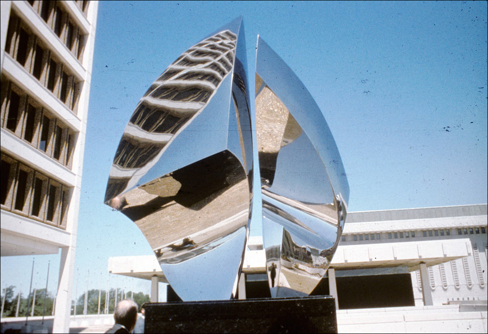 City of Tulsa Civic Center Plaza, Tulsa, OK - 1968