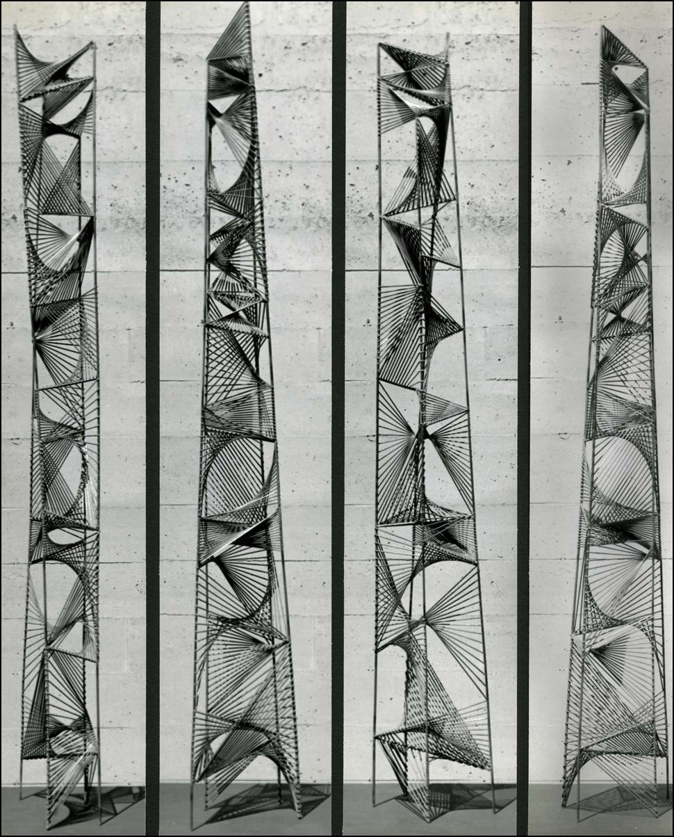 PERISTATIC VERTICAL, steel, 78 inches 1951.jpg