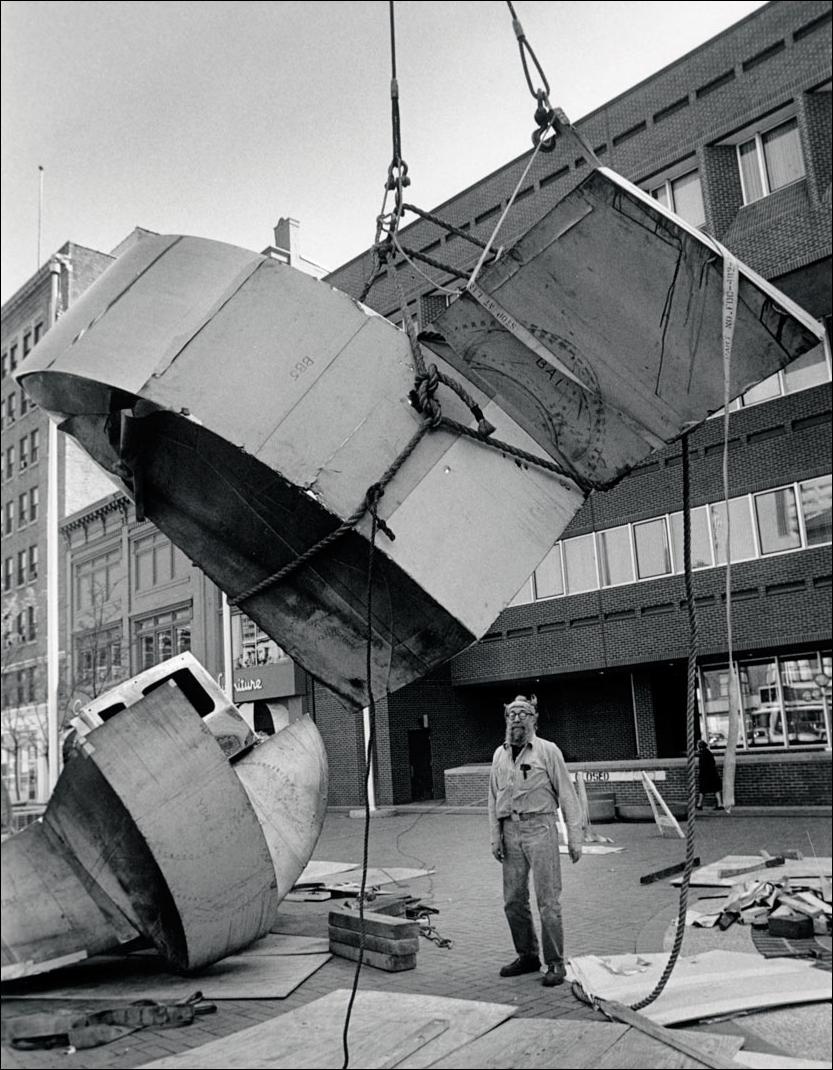 City Hall, Harrisburg, PA - 1983