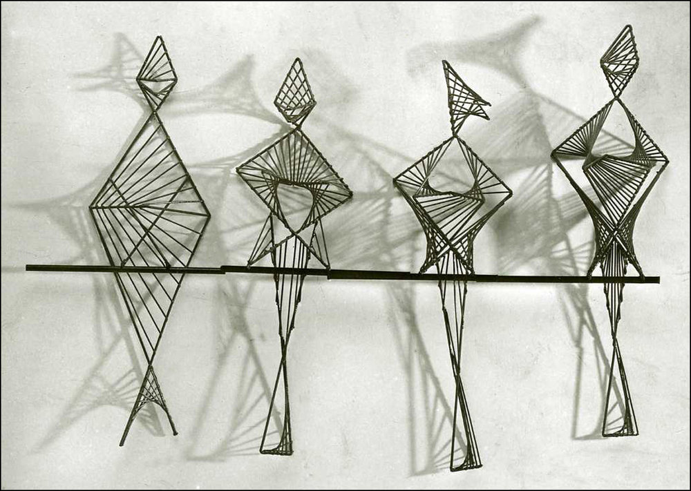 Sculpture for the R. S. Reynolds Memorial Award for Architecture - 1967