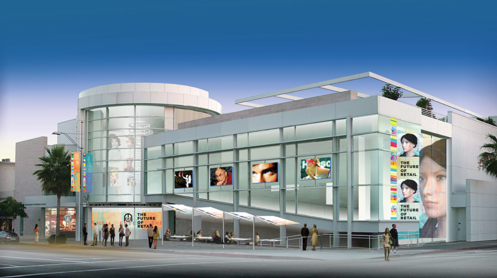 Paley Center, Rodeo Drive