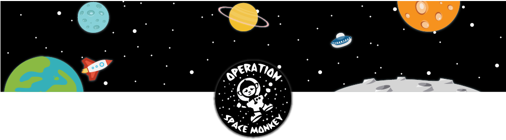 Operation Space Monkey