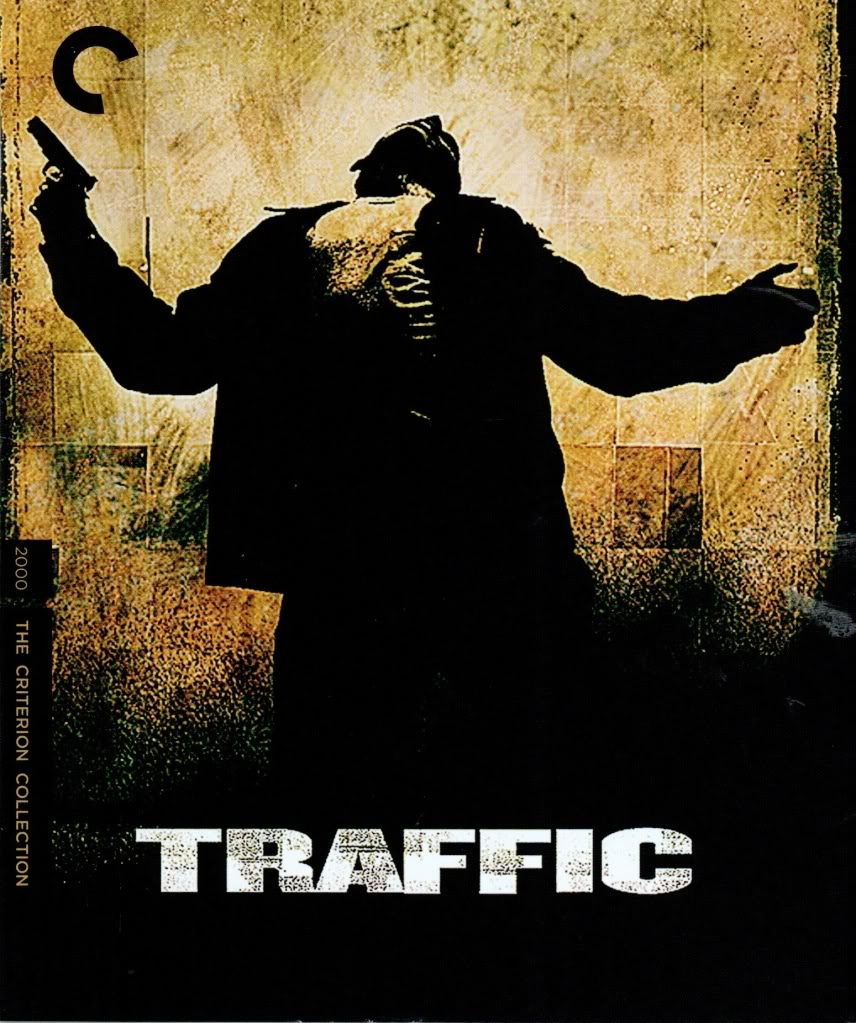 """A contemporary thriller set in the world of drug trafficking. Traffic evokes the high stakes and high risks of the drug trade, as seen through a series of interrelated stories, some of which are highly personal and some of which are filled with intrigue and danger."""