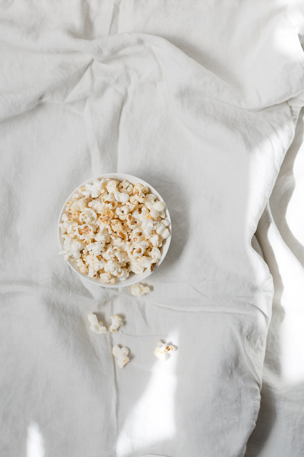 Light Study: salted maple popcorn final