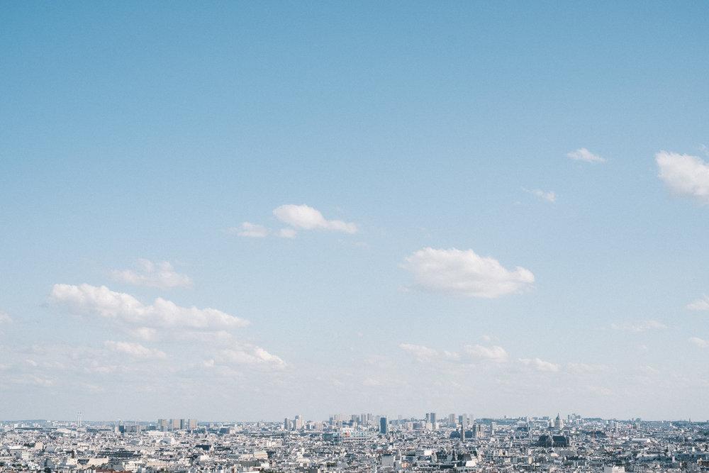 View from Sacré-Cœur