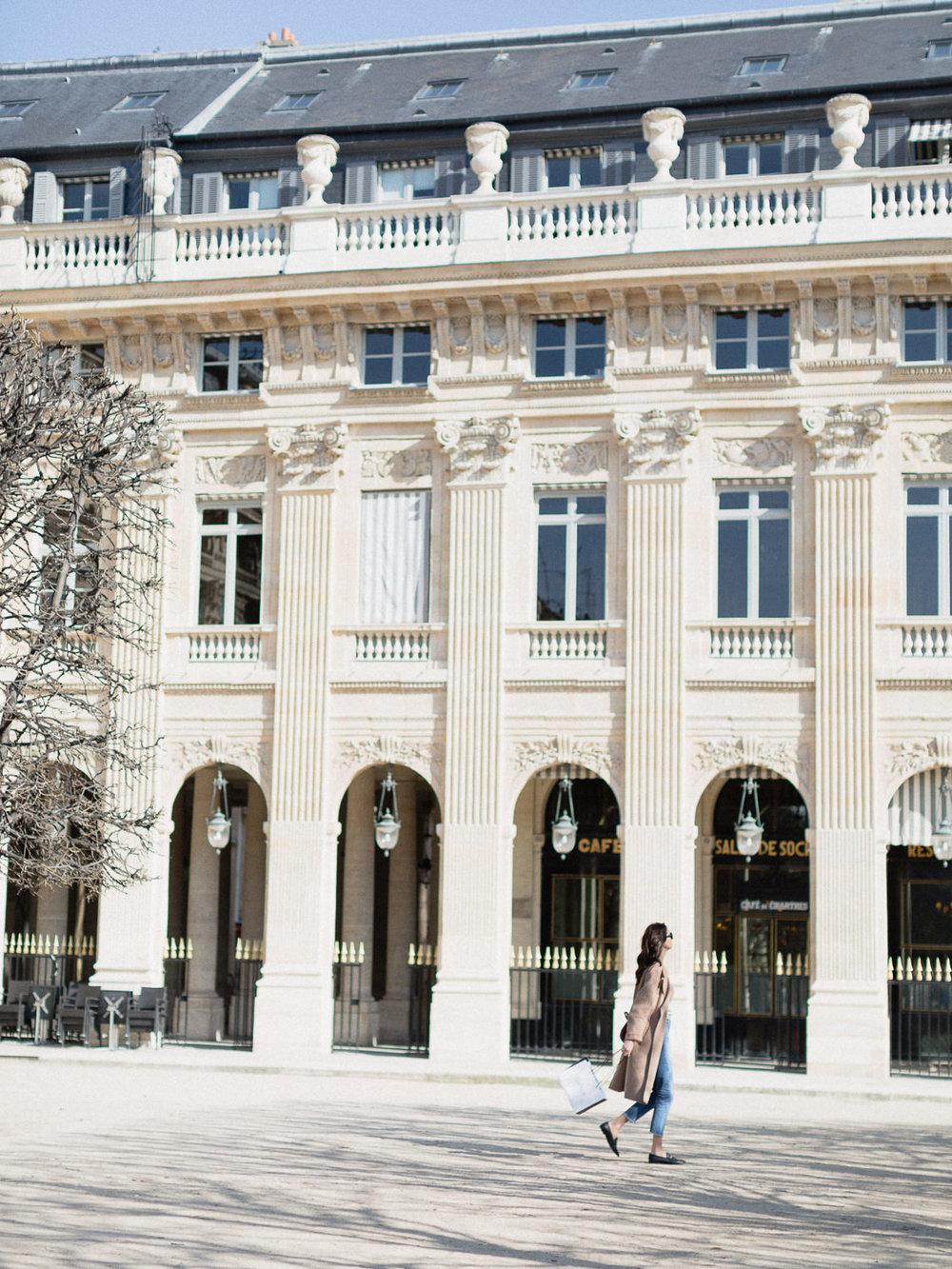 MY FAVOURITE PARIS SHOPS