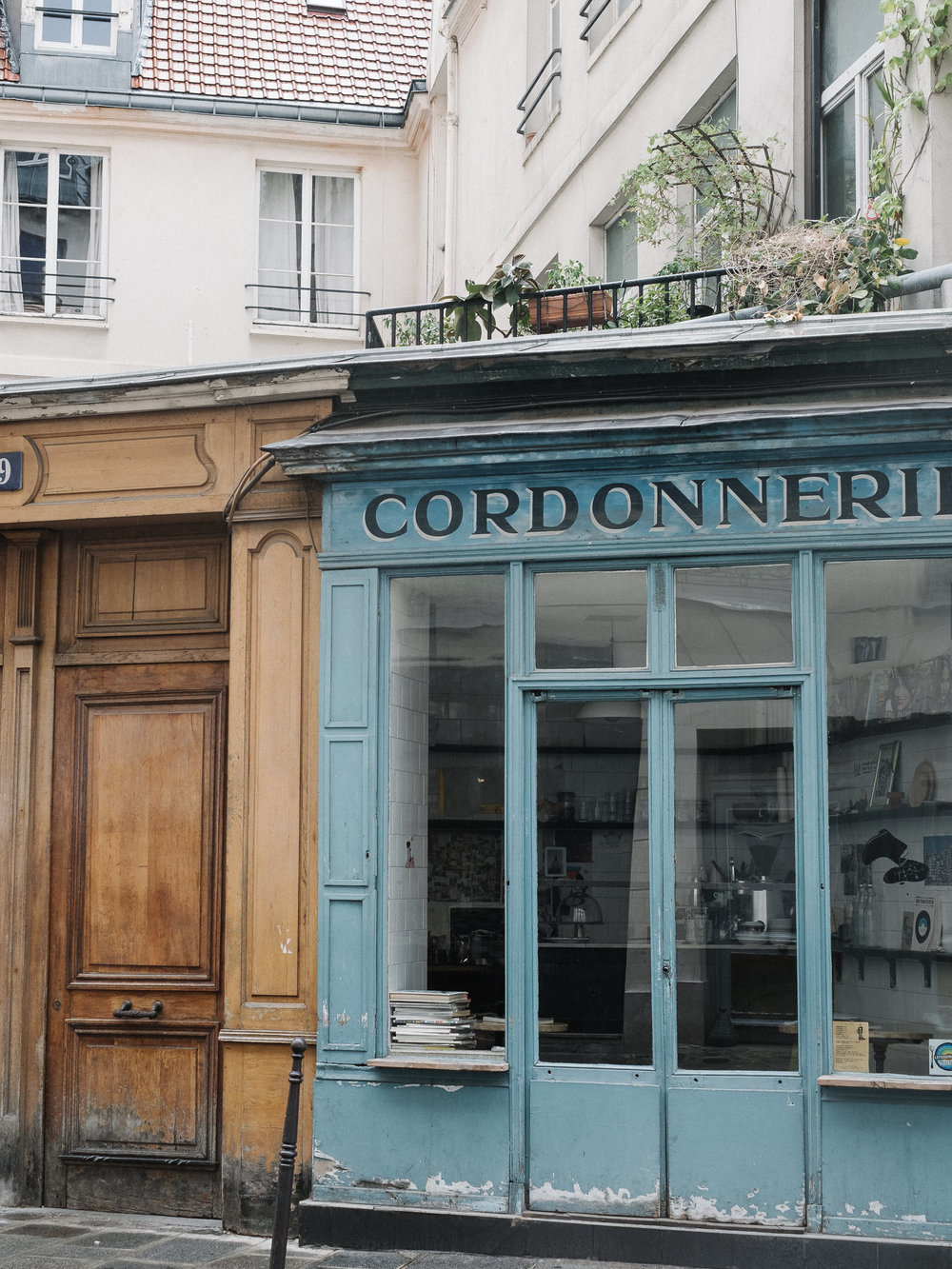 MY FAVOURITE PARIS CAFES AND EATERIES