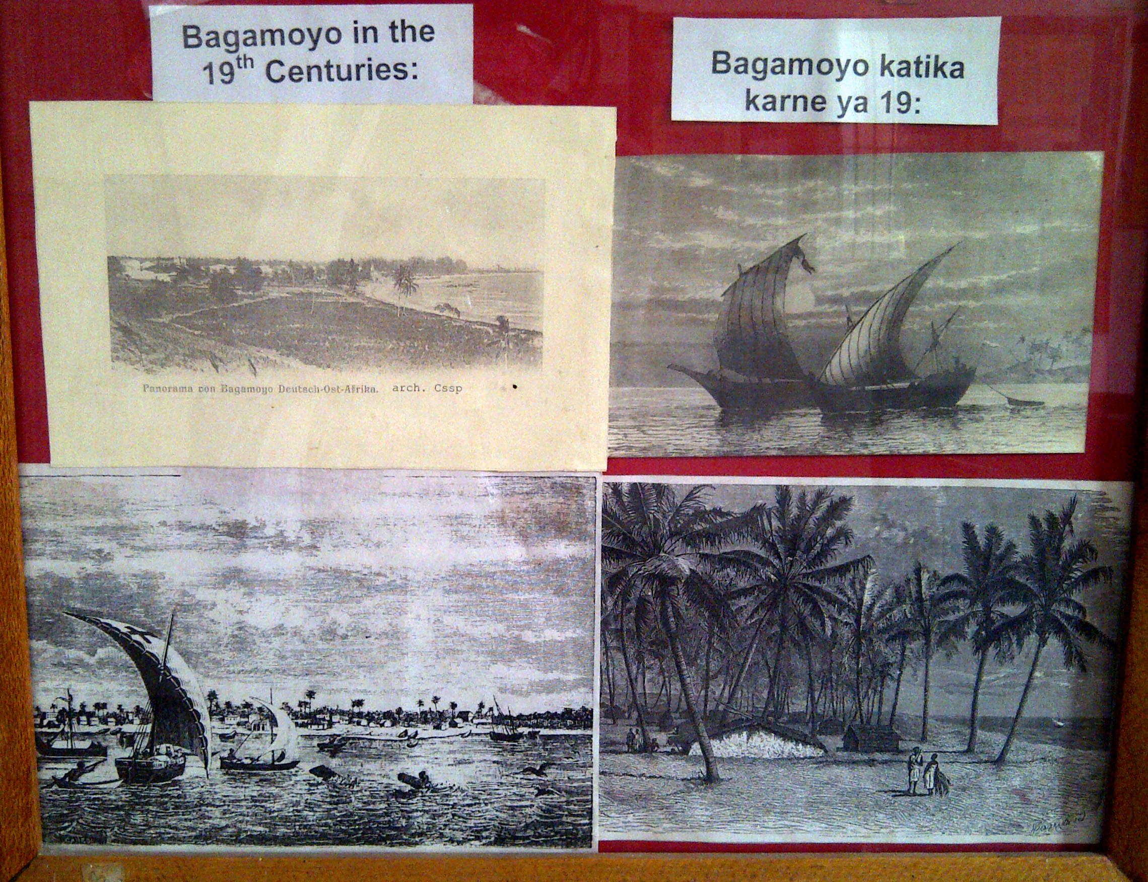 Bagamoyo c. 19th century