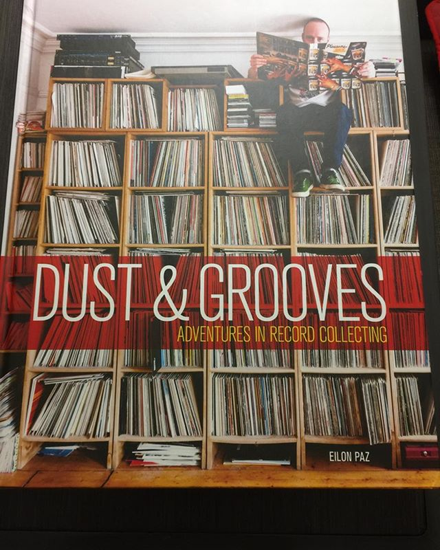 Cool coffee table #book I picked up today on one of my favorite subjects: #vinyl.