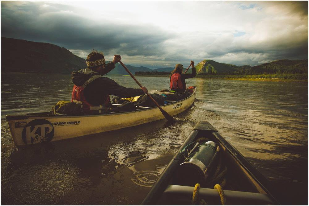 Yukon River, Alaska - A 2000 mile canoe descent