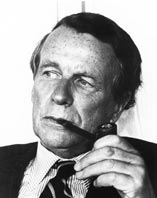 David Ogilvy, photo courtesy of Advertising Hall of Fame/Wikimedia Commons