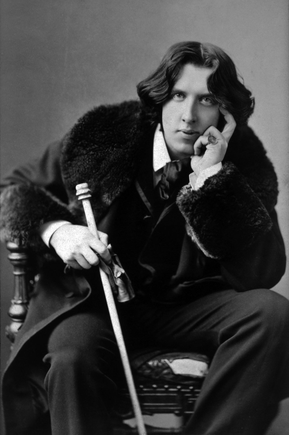 Oscar Wilde was never short of an opinion or two.