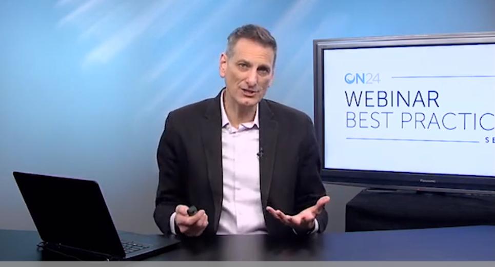 Mark Bornstein says a trend toward video webinars will continue into 2018.